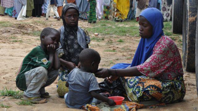 'Yan gudun hijirar Boko Haram