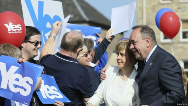 سکاٹ لینڈ نئی تاریخ رقم کرنے والا ہے: سیمنڈ