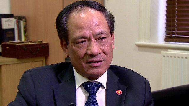 Tổng thư ký ASEAN, ông Lê Lương Minh