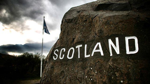 蘇格蘭聖安德烈旗