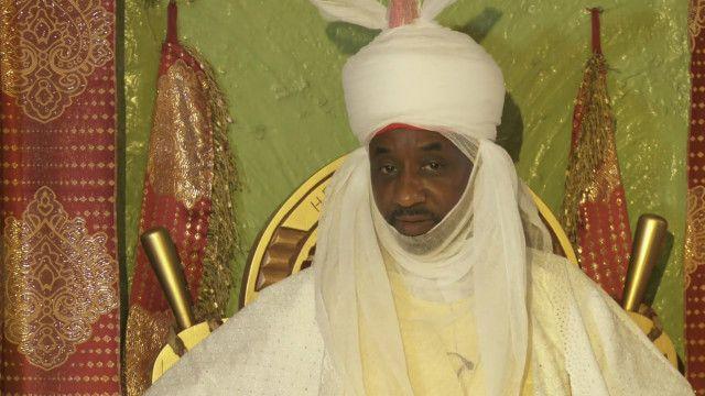 Sarkin Kano Muhammadu Sanusi II