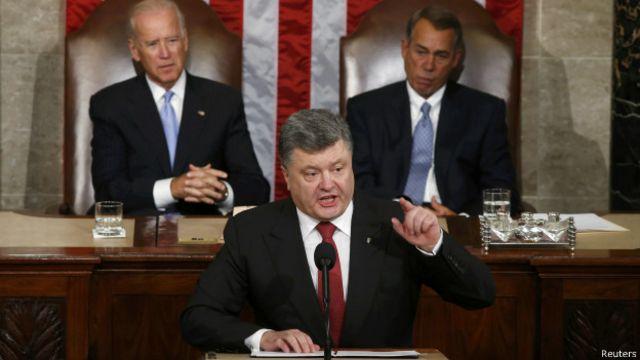 Порошенко: действия России угрожают всему миру