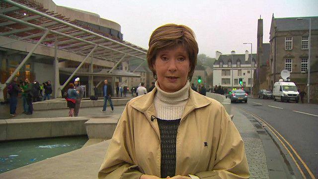 Яна Литвинова в Эдинбурге