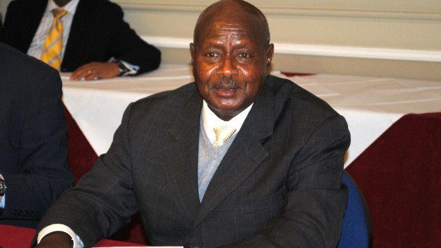 Museveni akana kumtayarisha mwanaye kumrithi