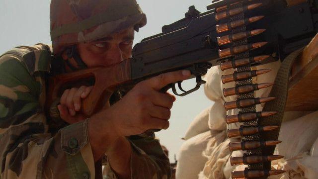 شامی فوجی