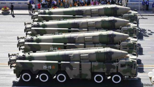 美國盟友沙特證實購買中國東風-21