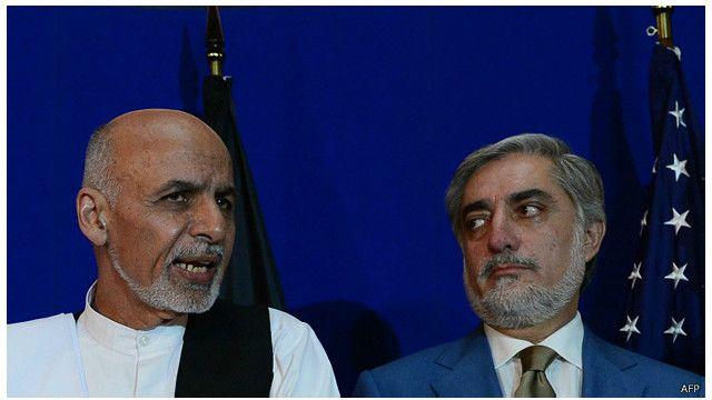 ڈاکٹر عبداللہ اور  اشرف عنی