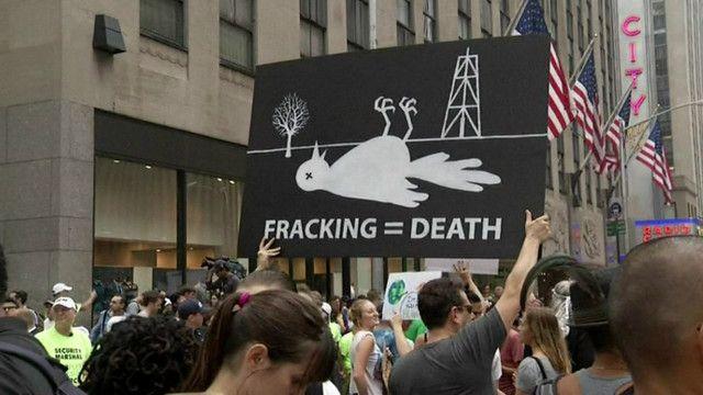 مظاهرات للحث على مواجهة التغييرات المناخية