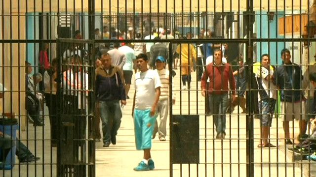 Peruvian prison