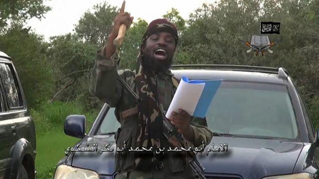 Se rinden decenas de militantes de Boko Haram en Nigeria
