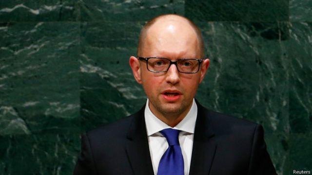 Ucrania pide que se mantengan sanciones a Rusia