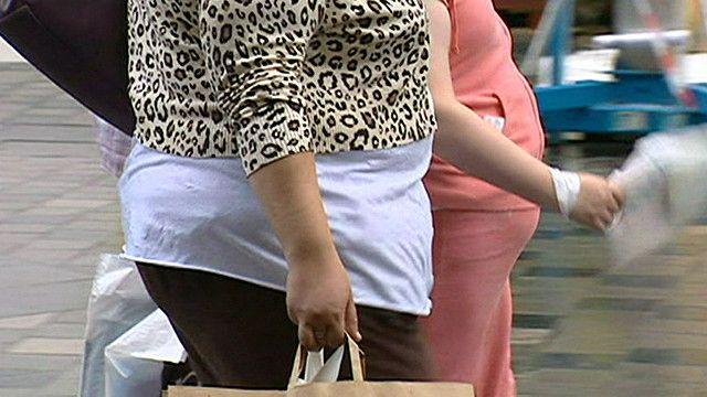 نساء سمينات