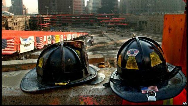 Mueren de cáncer el mismo día tres bomberos que trabajaron el 11-S