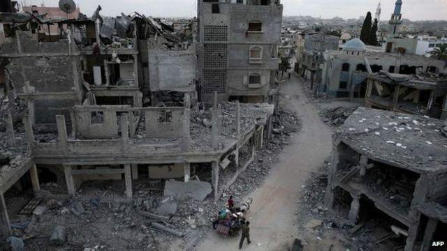 Nuevo gobierno de unidad palestino celebra gabinete de ministros en Gaza