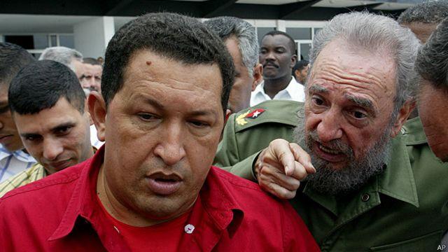 Cuba prohíbe los perfumes de Hugo Chávez y del Che Guevara