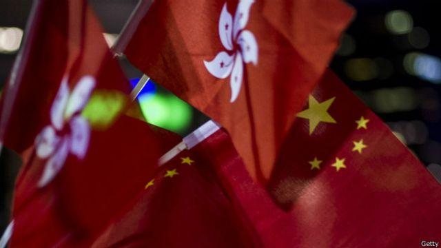 英國外交部就香港佔中行動發表書面聲明