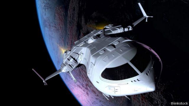 كيف ستبدو سفن الفضاء في المستقبل ؟