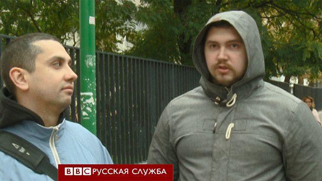 """Москвичи - о """"Дне вежливых людей"""""""
