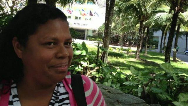 Eliane Cardoso, eleitora no Rio de Janeiro | Foto: BBC Brasil