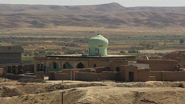 جامع في  قرية عبود شمال العراق