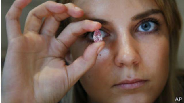 El impactante robo de US$300 millones en diamantes en el centro de Londres