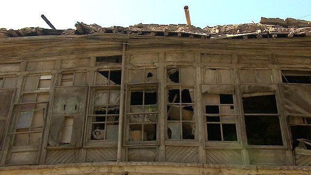 مبنى بغدادي قديم