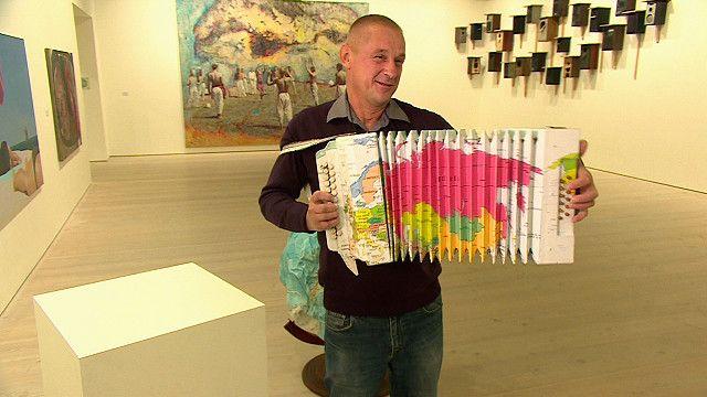 Выставка украинского искусства в галерее Saatchi