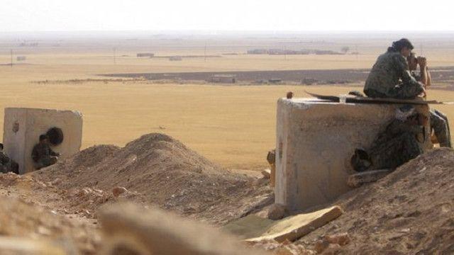 Kurdish Fighters