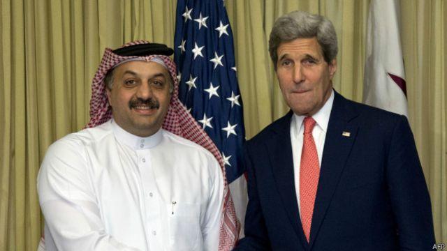 Qatar promete US$1.000 millones para reconstrucción de Gaza