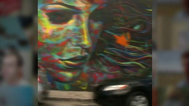Graffiti ở Miami