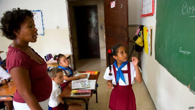 ¿Por qué la educación en Cuba ya no es lo que era?