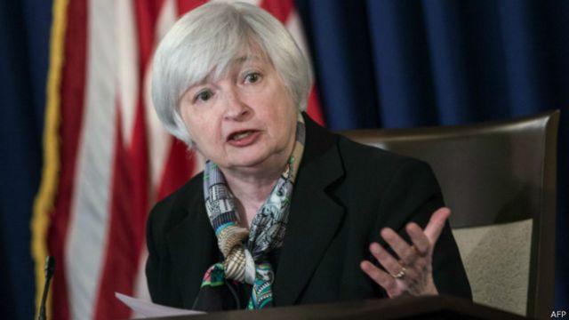 美聯儲主席對股市估值發出警告