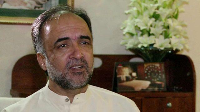 پاکستان پیپلز پارٹی کے رہنما قمر زمان کائرہ