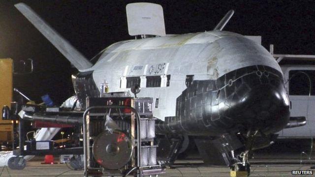 El misterioso avión espacial que regresó a la Tierra