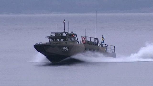 Шведское судно
