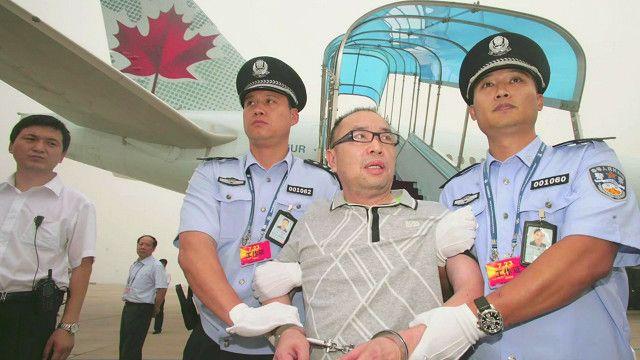 Viên chức Trung Quốc bị điều tra và bắt giữ vì tham nhũng