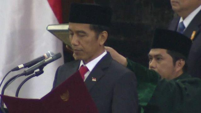 Indonesia Widodo