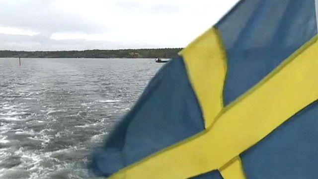 Что ищут шведские корабли в Стокгольмском архипелаге?