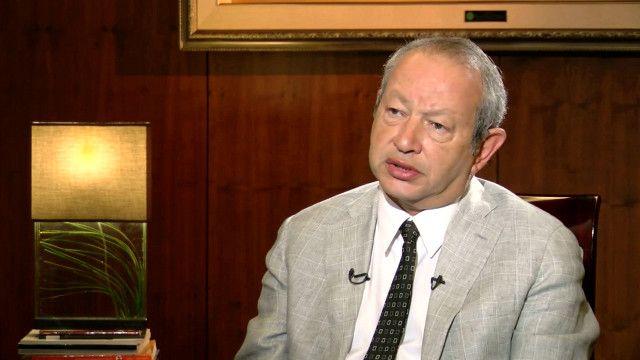 نجيب ساويرس رجل أعمال مصري