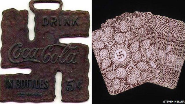 Cómo el mundo amó la esvástica, hasta que los nazis se la apropiaron