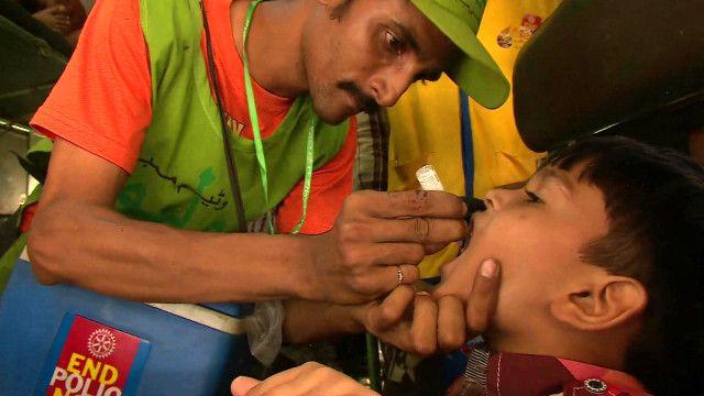 Вакцинация в Пакистане