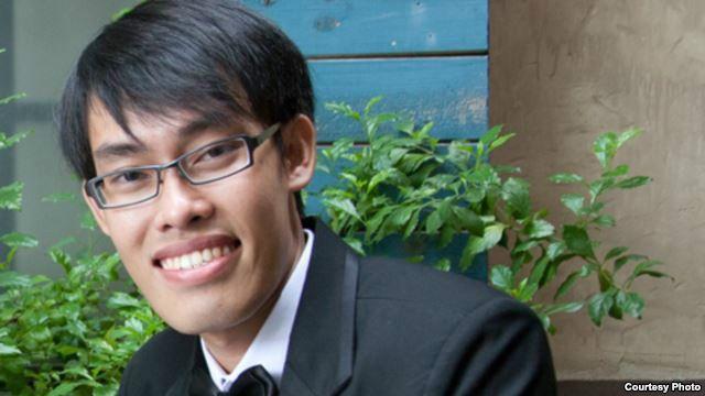 Nguyễn Trí Dũng, con trai blogger Điếu Cầy