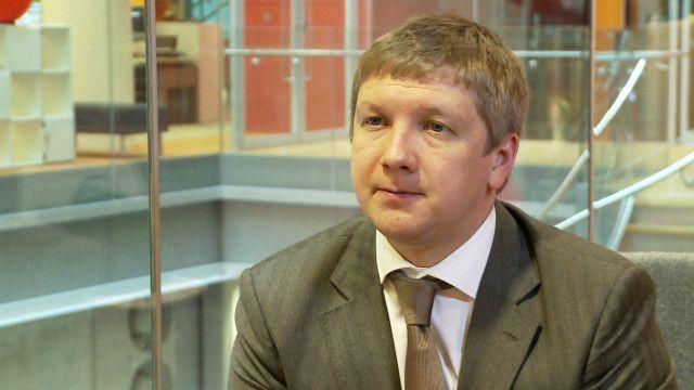 """Глава компании """"Нафтогаз Украины"""" Андрей Коболев"""