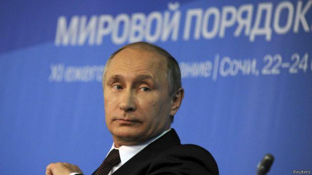 Путин признал, что Россия помогла Януковичу бежать