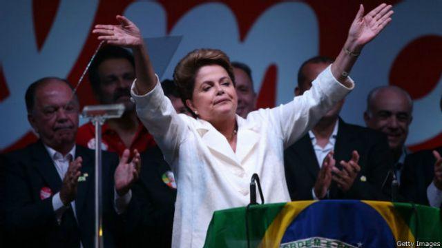 Jornais estrangeiros destacam desafio de Dilma de unir o Brasil