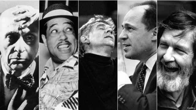 Los mejores compositores del siglo XX