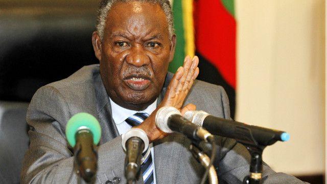 Michael Sata, madaxwaynaha Zambia ee geeriyooday