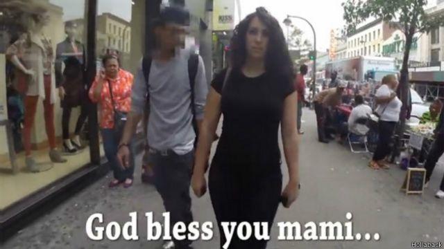 Vídeo que mostra assédio a mulher nas ruas é visto mais de 14 milhões de vezes