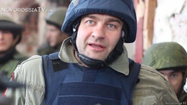СБУ подозревает актера Пореченкова в терроризме