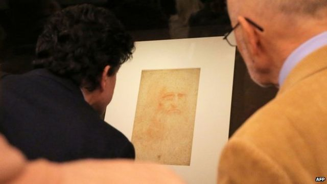 El retrato de Da Vinci que le ocultaron a Hitler para que no le diera poderes mágicos
